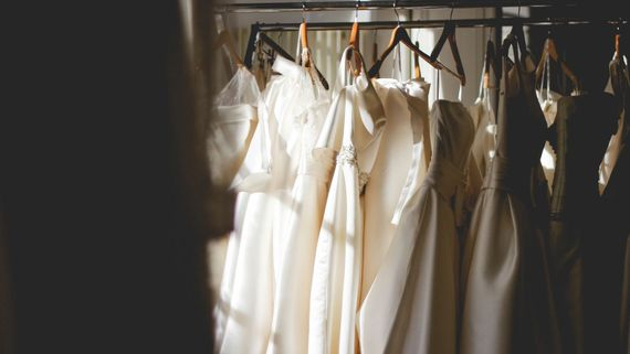 Wedding dresses we have cleaned